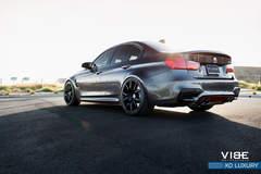 "BMW M3 on 20"" XO Luxury Wheels - Shining Sun"