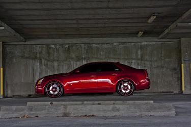 2011 Cadillac CTS-V | Cadillac CTS-V on Ruff R948