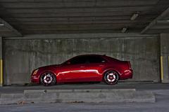 Cadillac CTS-V on Ruff R948
