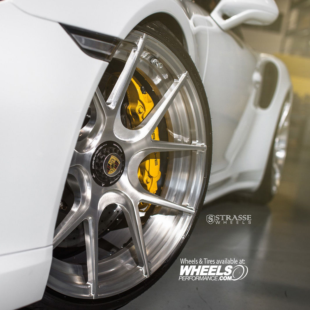 | Strasse Forged SM5R Duobloc 2 Piece Wheels