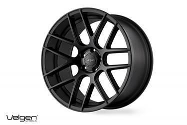 Velgen Wheels VMB7 Satin Black