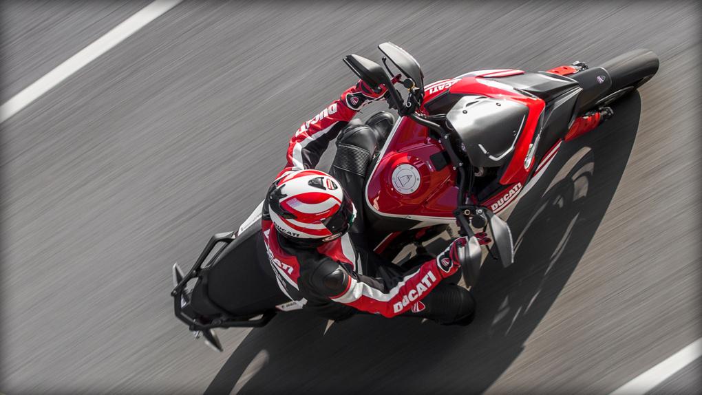 2014 Ducati MULTISTRADA 1200S PIKES | Ducati Multistrada Pikes Peak Edition