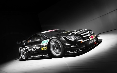 2013 Mercedes-Benz C-Class | Mercedes-Benz DTM 2013