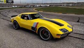 RideTech's Amazing 48 Hour Corvette Project