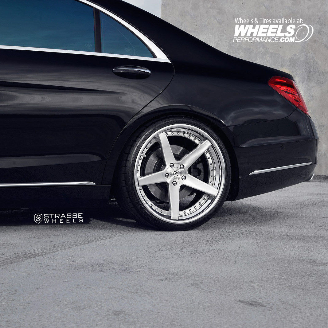 | Strasse Wheels S5-SC Deep Concave