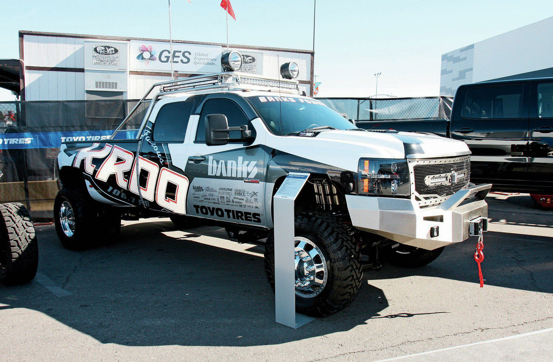 2008 Chevrolet Silverado 3500HD | KROQ project Duramax