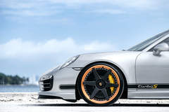 Porsche 991 Turbo S - ADV6 Track Spec Standard Series