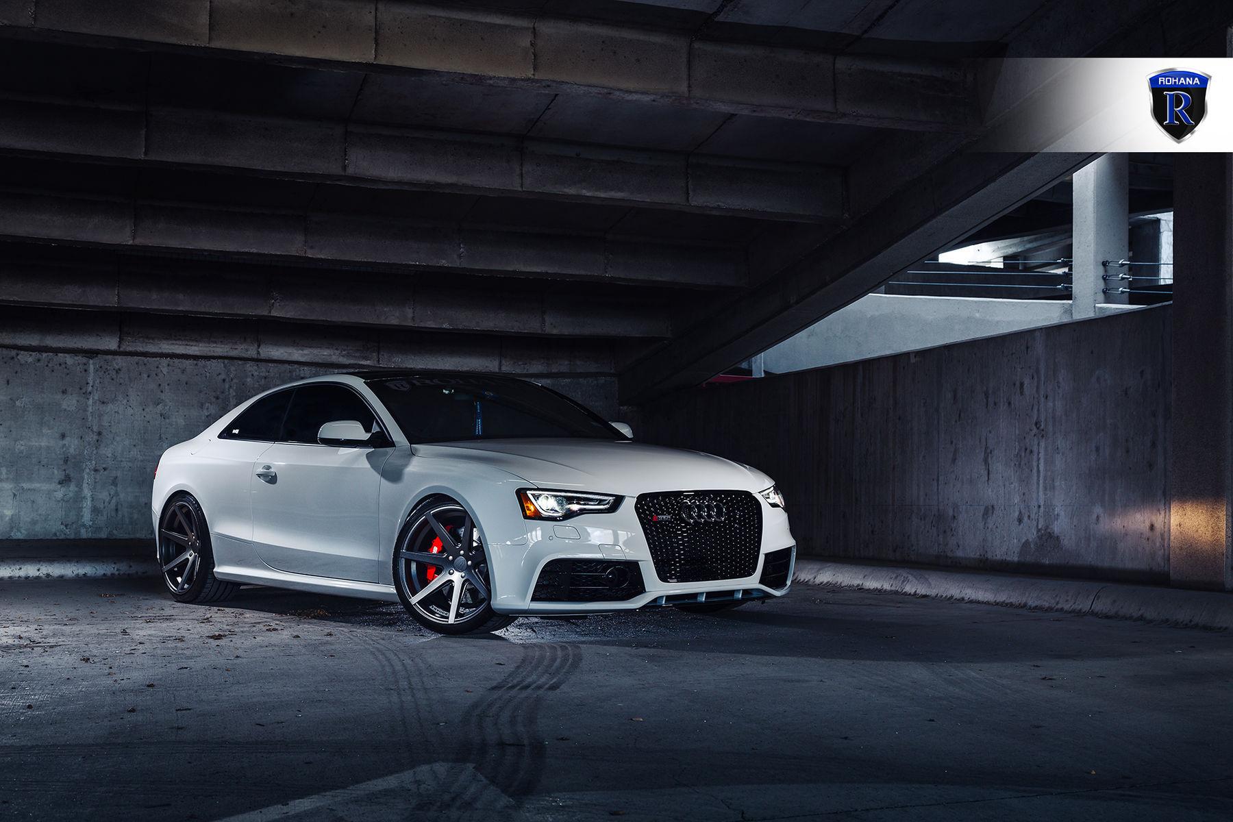 Audi A4   Audi RS5