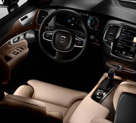2016 Volvo XC90 | 2016 Volvo XC90 First Edition Interior
