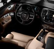 2016 Volvo XC90 First Edition Interior