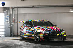 Technicolor M3 - Front Angled Shot
