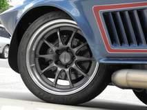 C2 Corvette on Forgeline GZ3R Wheels