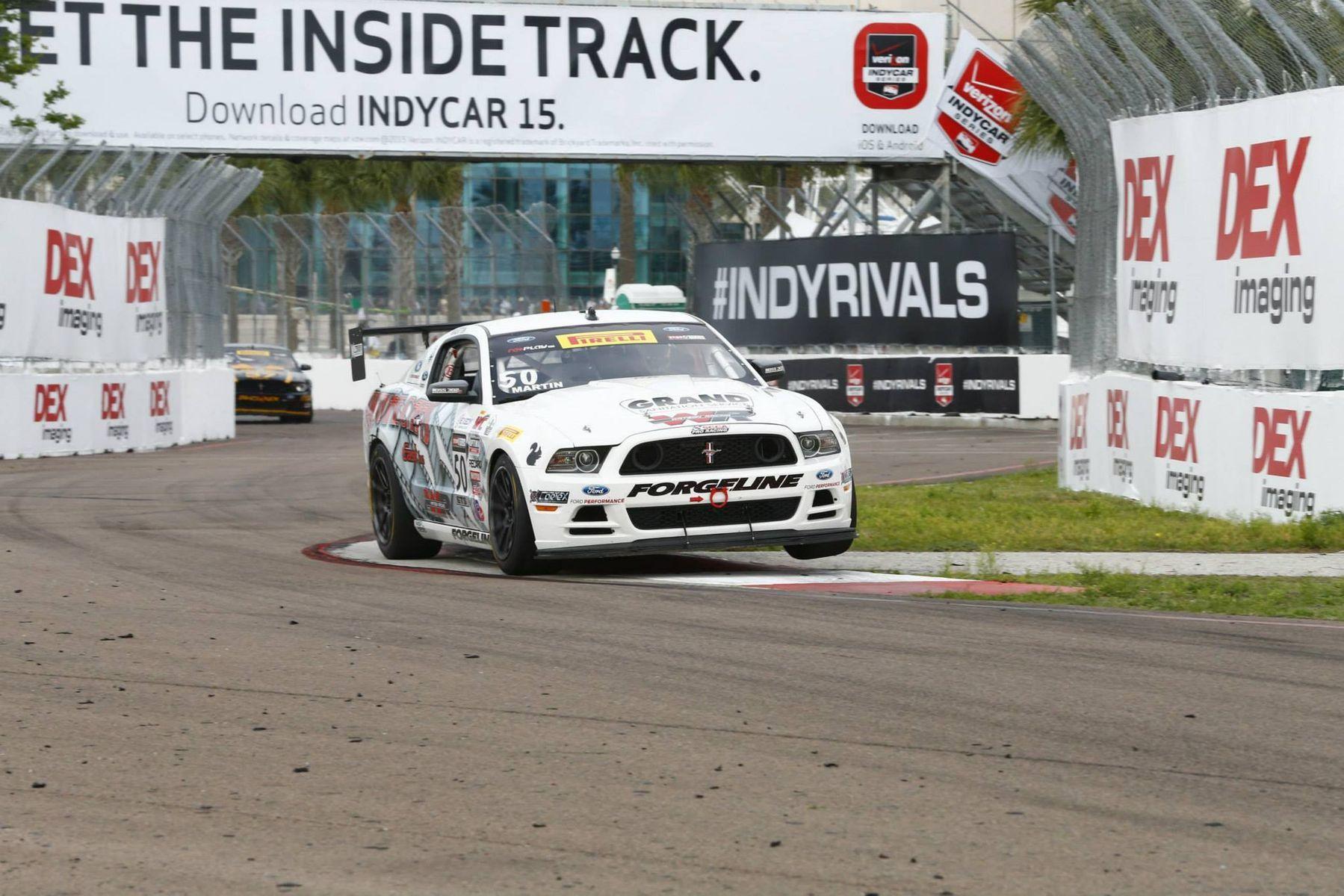 Ford Mustang |  Rehagen Racing at St. Petersburg 2015