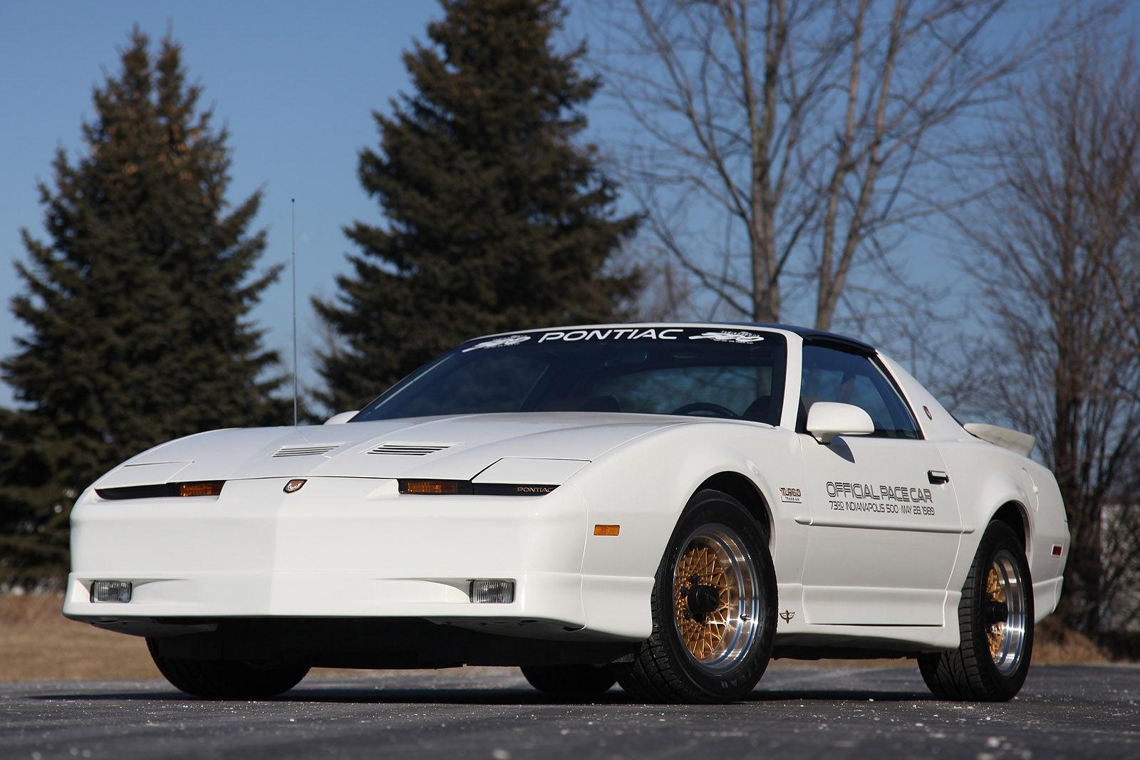 1989 Pontiac Trans Am | 1989 Trans Am Turbo Pace Car