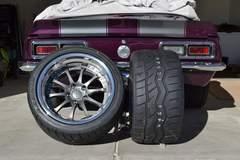Kevin Feiock's Forgeline ZX3 Wheels with Falken Azenis Tires