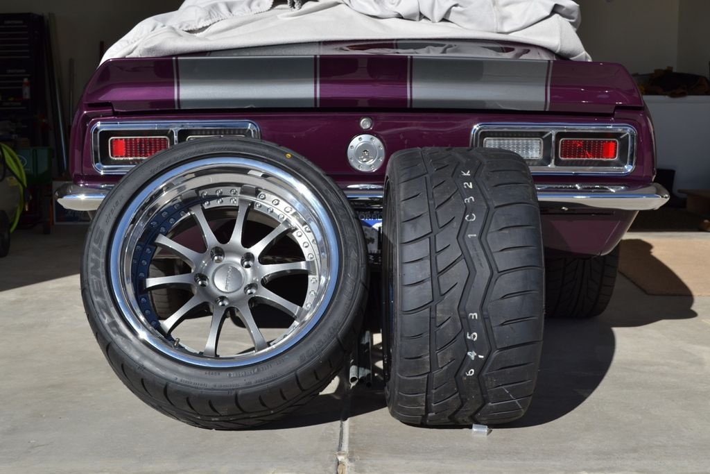 1968 Chevrolet Camaro | Kevin Feiock's Forgeline ZX3 Wheels with Falken Azenis Tires