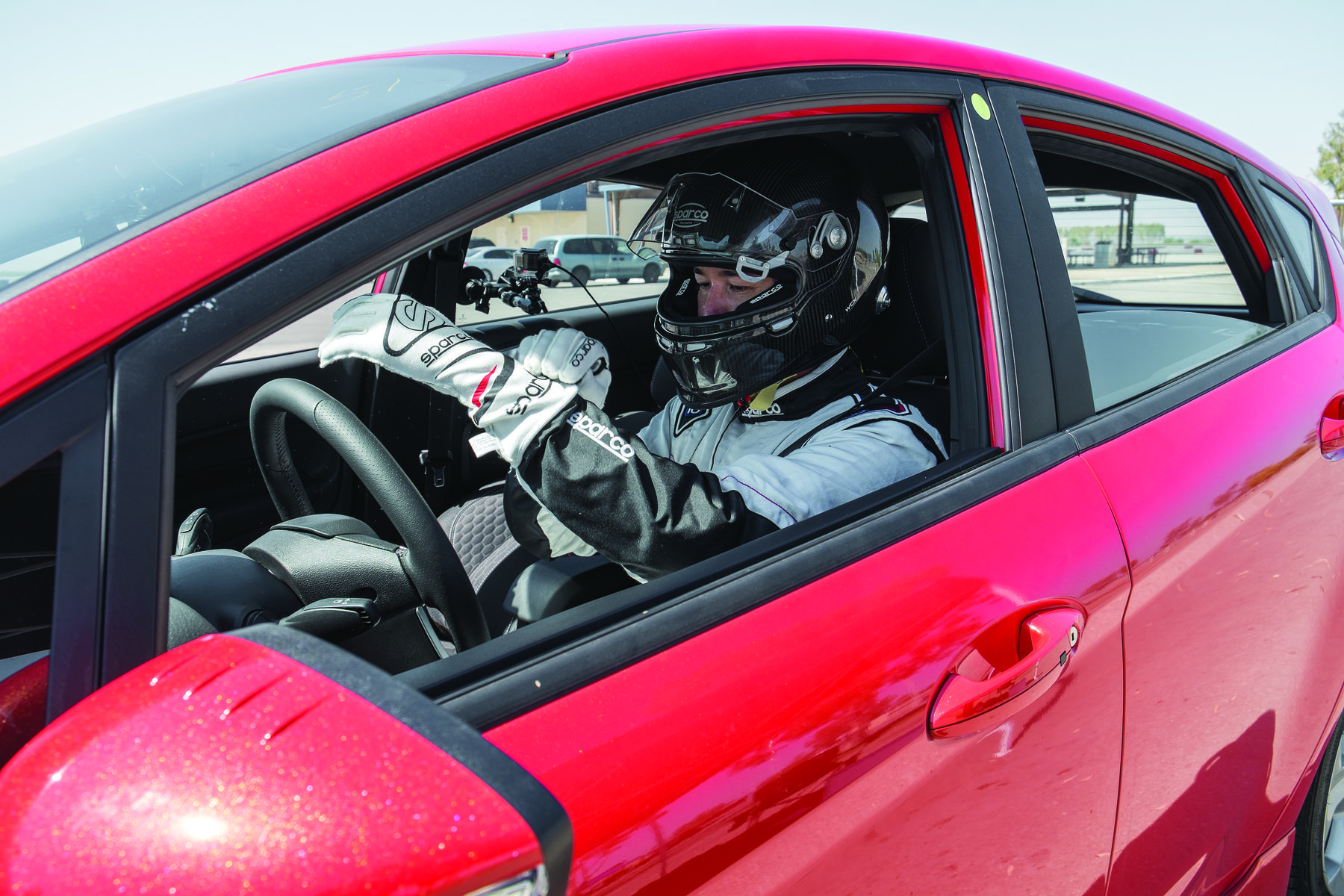 2015 Ford Fiesta ST | 2015 DSPORT Magazine Ford Fiesta ST