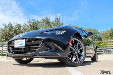 2016 Mazda MX-5 Miata | Mazda MX-5 Miata protected with XPEL ULTIMATE