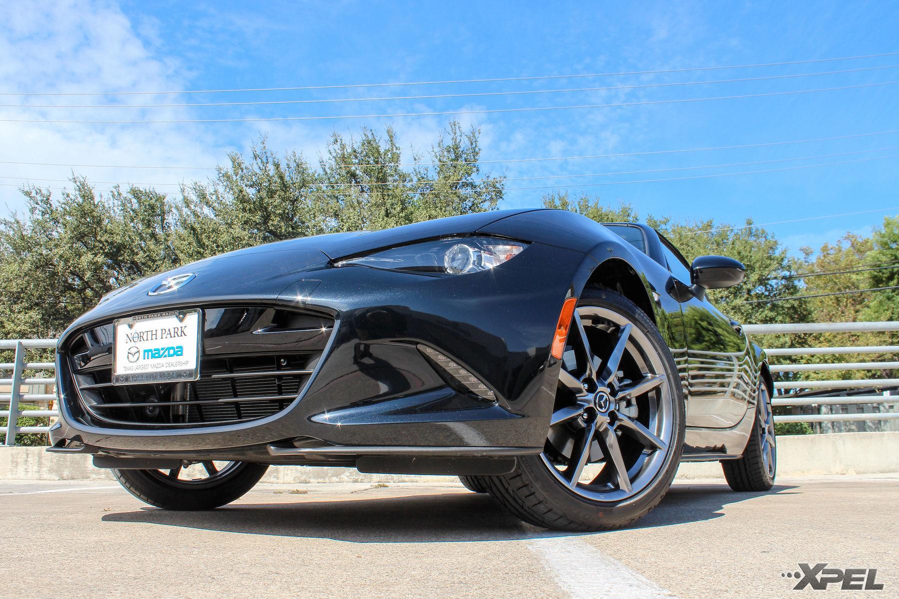 2016 Mazda MX-5 Miata | Mazda MX-5 Miata protected with XPEL ULTIMATE