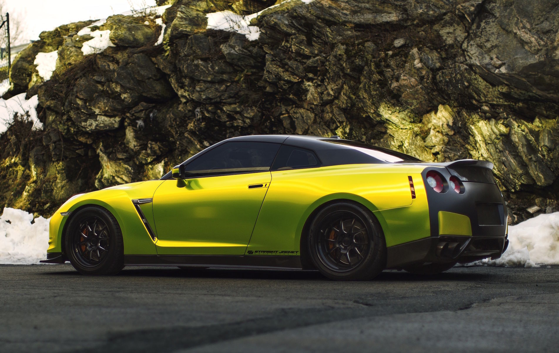 2009 Nissan GT-R | Greg's Alpha12-Powered