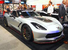 Nowicki Autosport Design Concept 7 Corvette on Forgeline One Piece Forged Monoblock AR1 Wheels