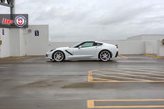 C7 Corvette Stingray on HRE P101