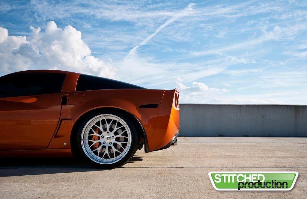 2010 Chevrolet Corvette   Z06