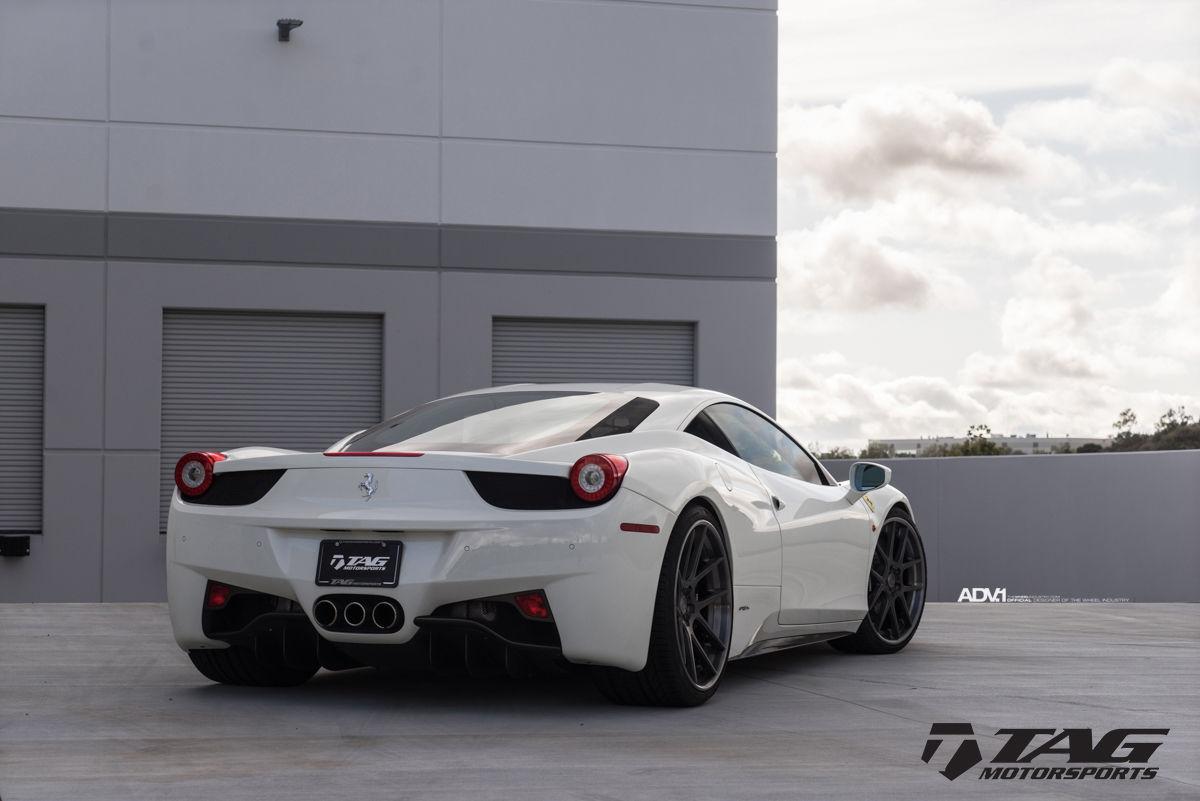 Ferrari 458 Italia   ADV.1 Wheels Ferrari 45 Italia