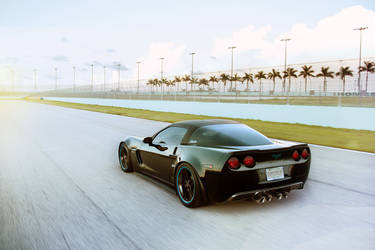 2006 Chevrolet Corvette | Black Z06
