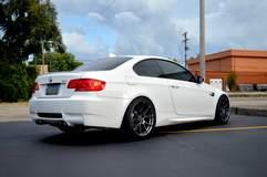 Derek Roberts' E92 BMW M3 on Forgeline One Piece Forged Monoblock GA1R Wheels
