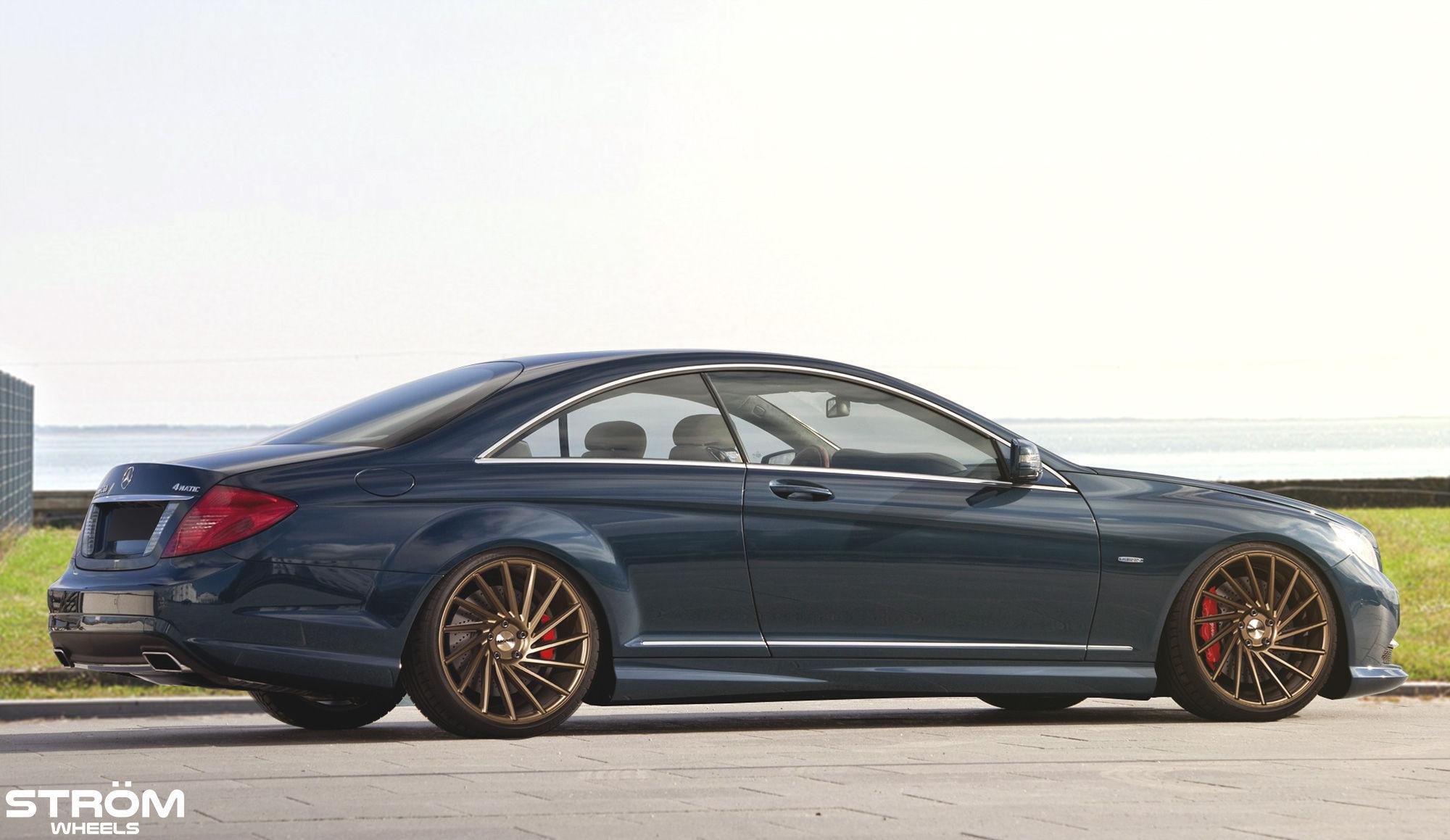 Mercedes-Benz CL-Class | Strom DS15 - Mercedes Benz CL500 AMG sports package