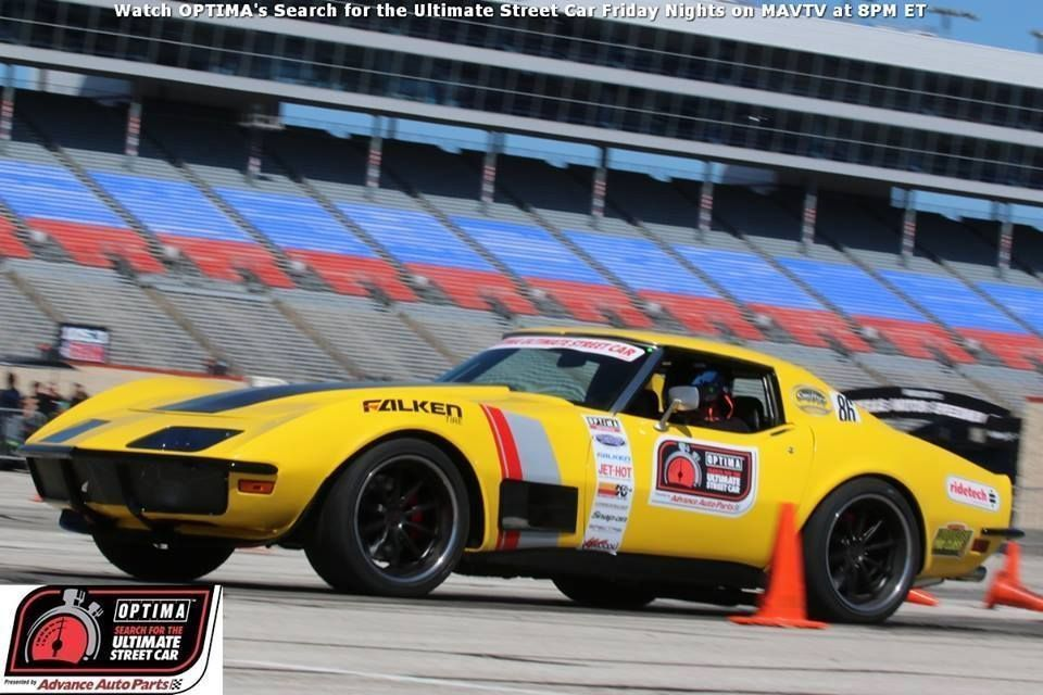 1972 Chevrolet Corvette Stingray | 48 Hour Corvette Wins at Texas Motor Speedway With Highest Score Ever Recorded