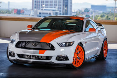 2015 Ford Mustang   2015 Bojix Ford Mustang