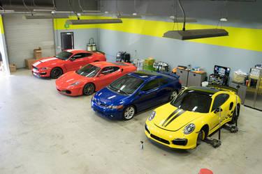 The Auto Salon