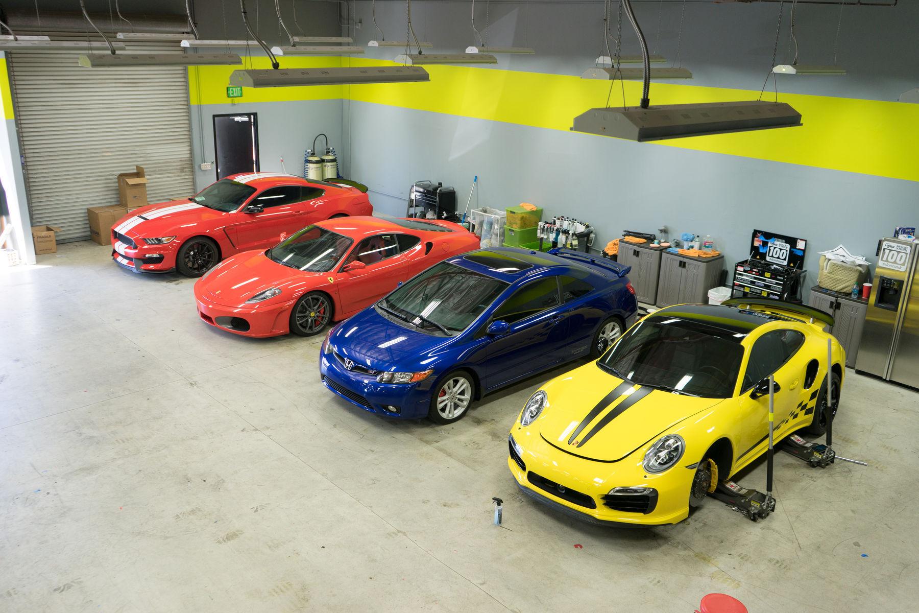 | The Auto Salon