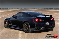 Ronin GT-R on Forgeline RB3C Concave Wheels