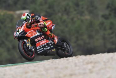 2015 Ducati Panigale R | Davide Giugliano