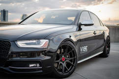 Audi S4 on Vorsteiner V-FF 103 Wheels - Wheel Shot
