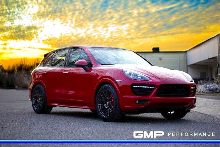 2013 Porsche Cayenne | Porsche Cayenne on Forgeline One Piece Forged Monoblock SE1 Wheels
