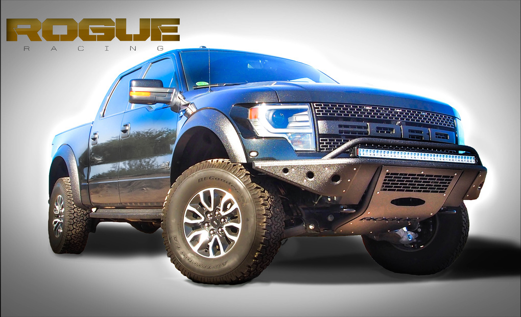 2012 Ford F-150 | Ford Raptor by Rogue Racing