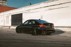BMW 330i - Rear Angle