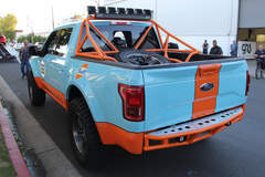 2015 Galpin Auto Sports (GAS) Ford F-150 Rear 3/4