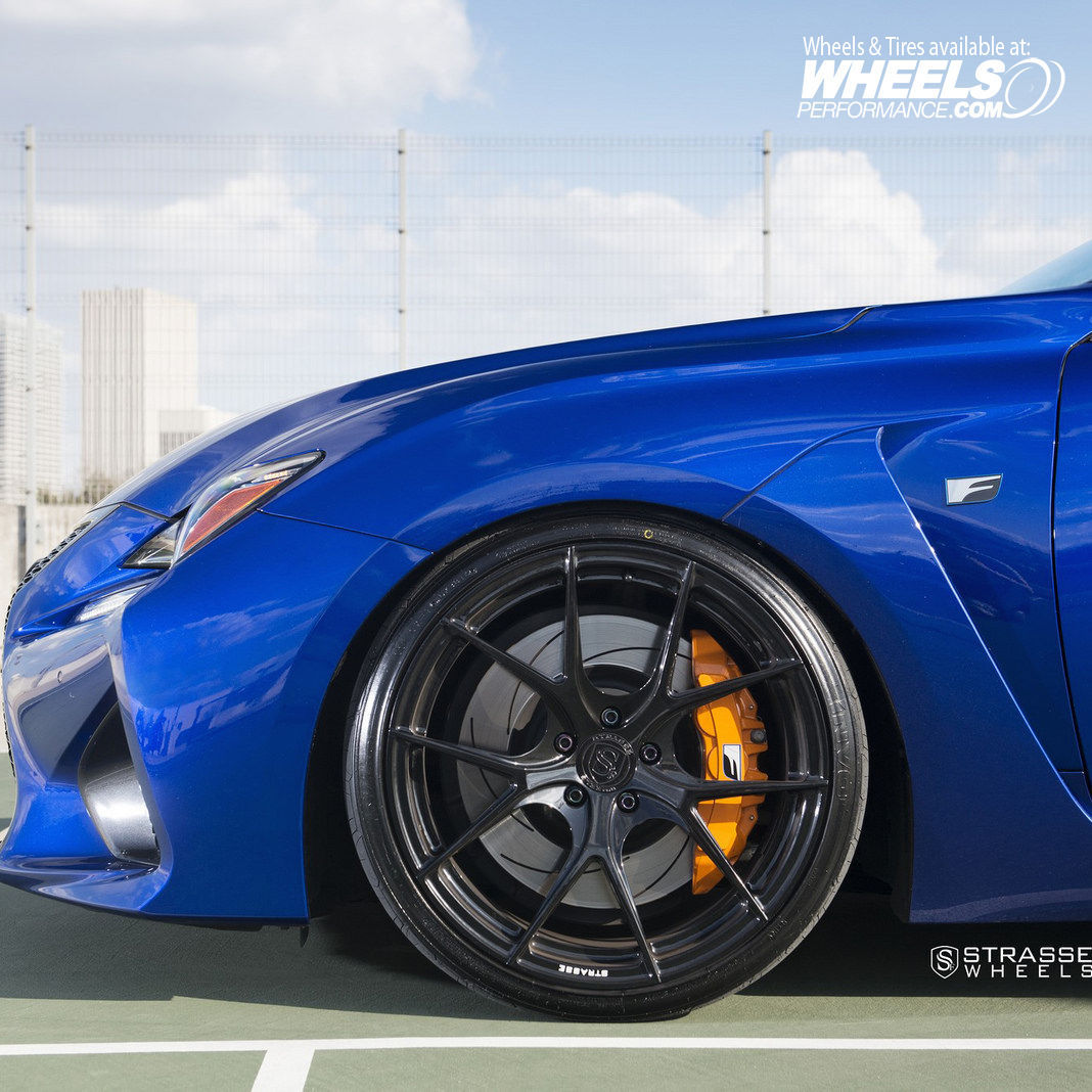 Lexus RC F | Strasse Wheels SM5R