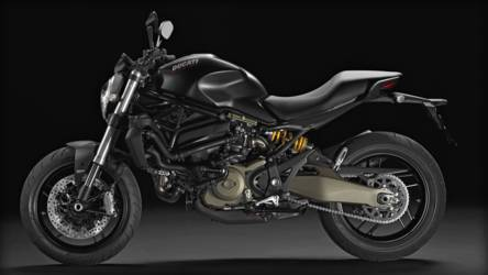 2015 Ducati MONSTER 821 DARK | Ducati Monster 821 Dark