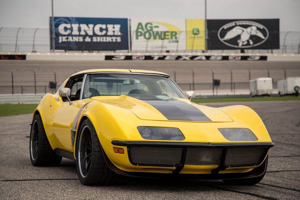 1972 Chevrolet Corvette Stingray | RideTech's Amazing 48 Hour Corvette Project