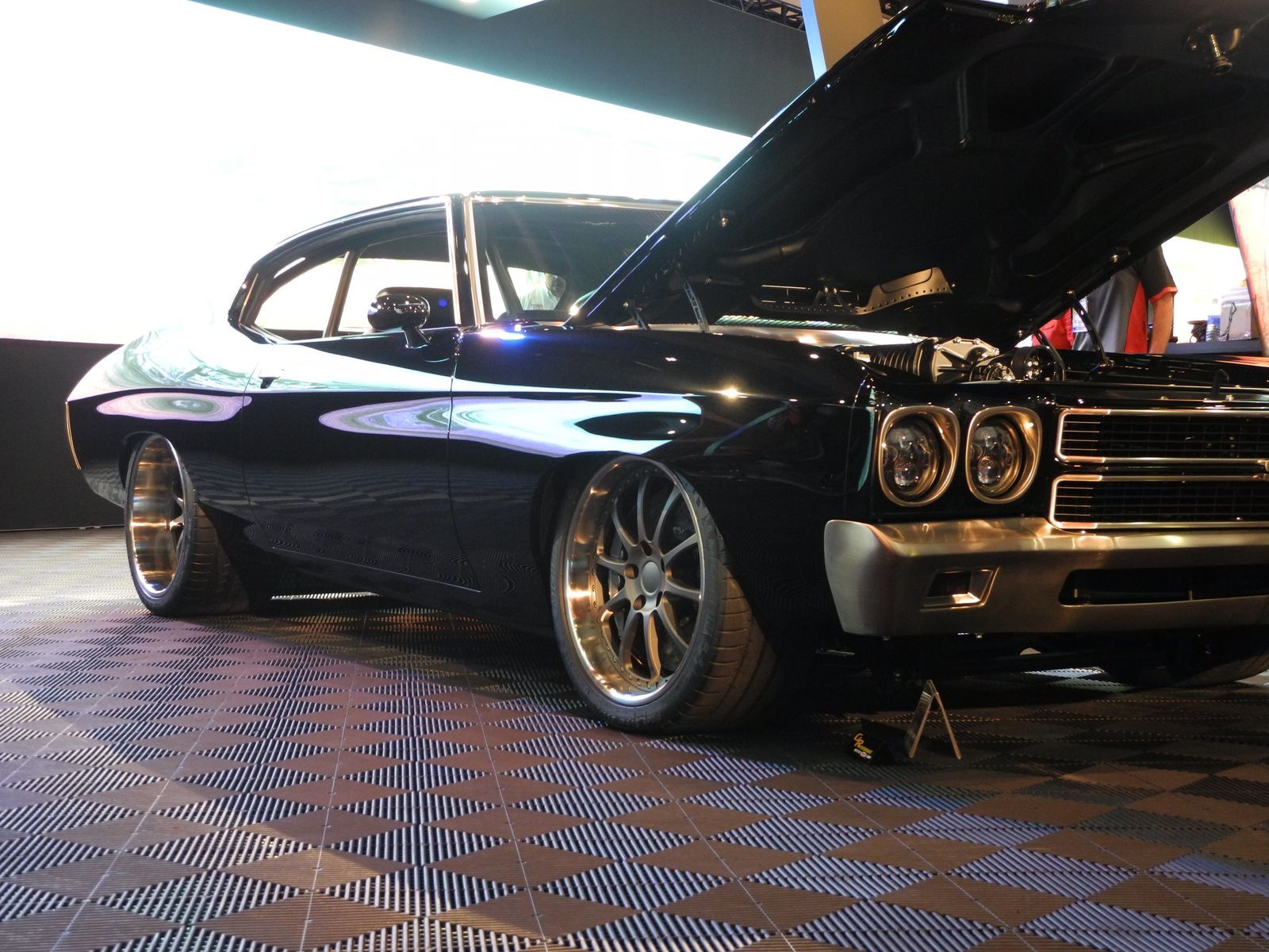 1970 Chevrolet Chevelle | Chevelle by Detroit Speed on Forgeline ZX3P Wheels
