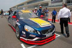 2013 K-Pax Racing Volvo S60