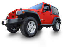 2-Door Jeep PowerStep