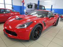 Chevrolet Corvette Z06 with XPEL ULTIMATE self-healing clear bra