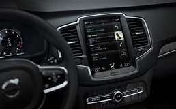 2016 Volvo XC90 HMI